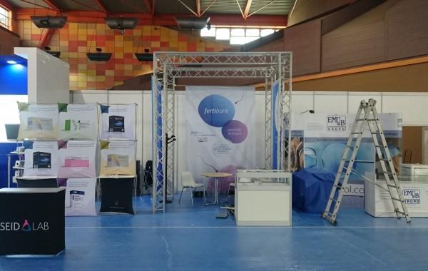 Stand para SEF en Palacio de Ferias y Congresos de Málaga